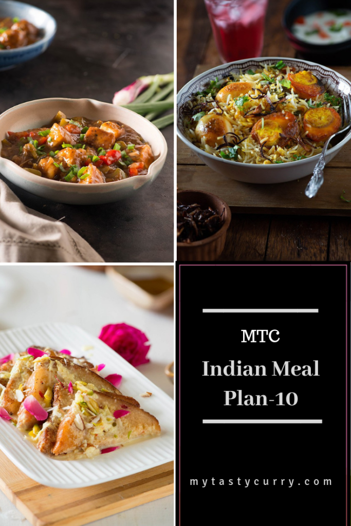 Indian meal plan-10