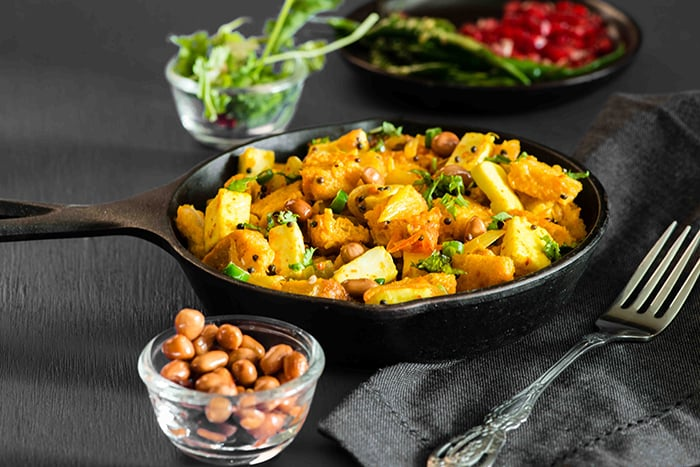 Bread Poha Recipe Indian Breakfast Recipe My Tasty Curry