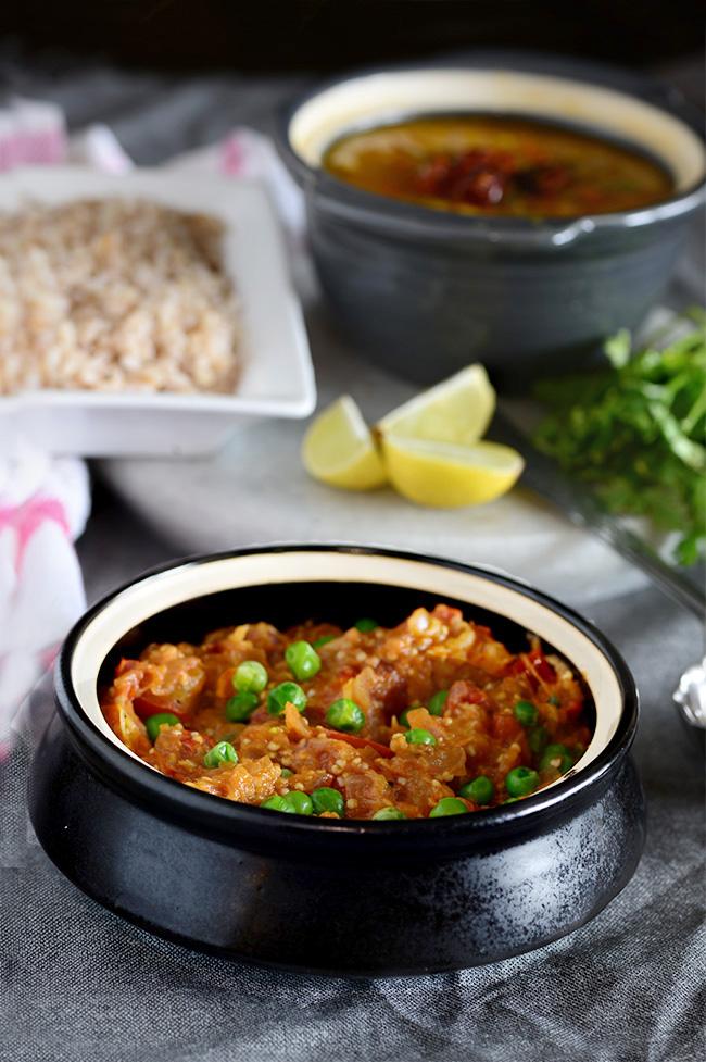 Baingan bharta recipe punjabi baingan bharta recipe my for Authentic punjabi cuisine