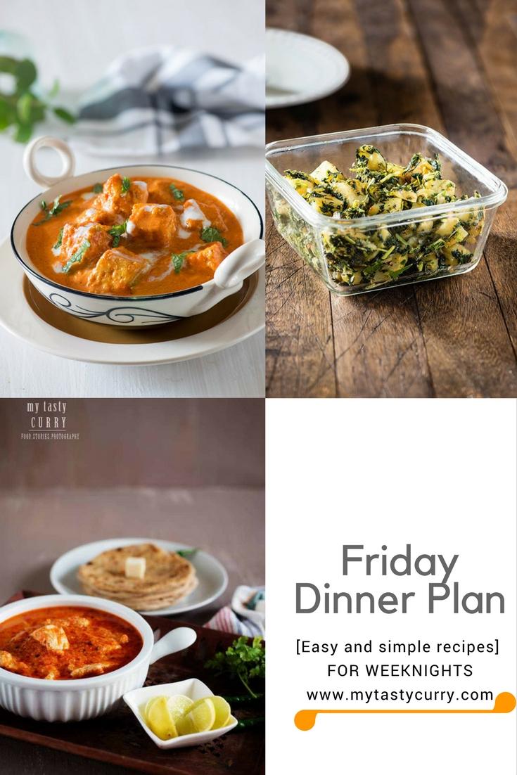Indian Meal Plan