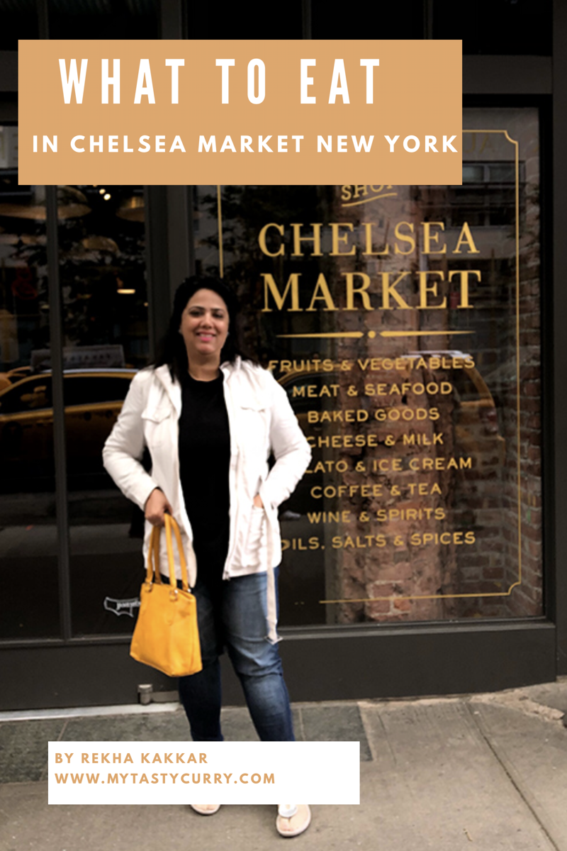 What To Eat In Chelsea Market New York - Chelsea Market NYC - My