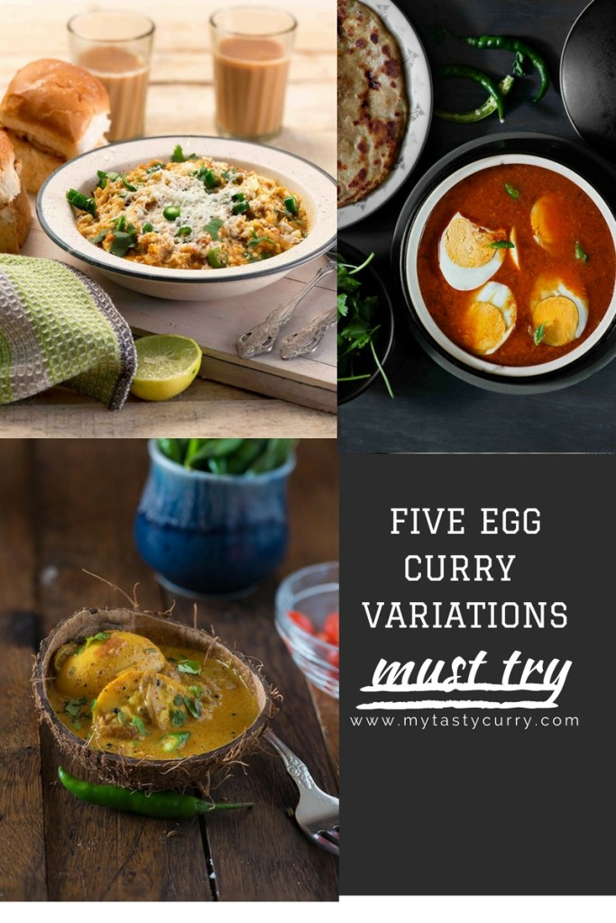 best egg curry recipes to make with hard boiled eggs