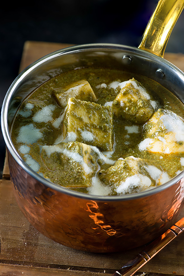 Palak Paneer - How to make Palak Paneer