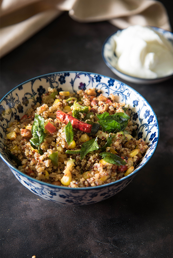 quinoa umpa recipe