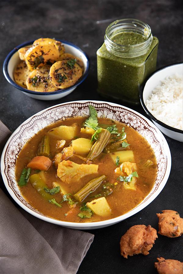 sindhi kadhi recipe in hindi
