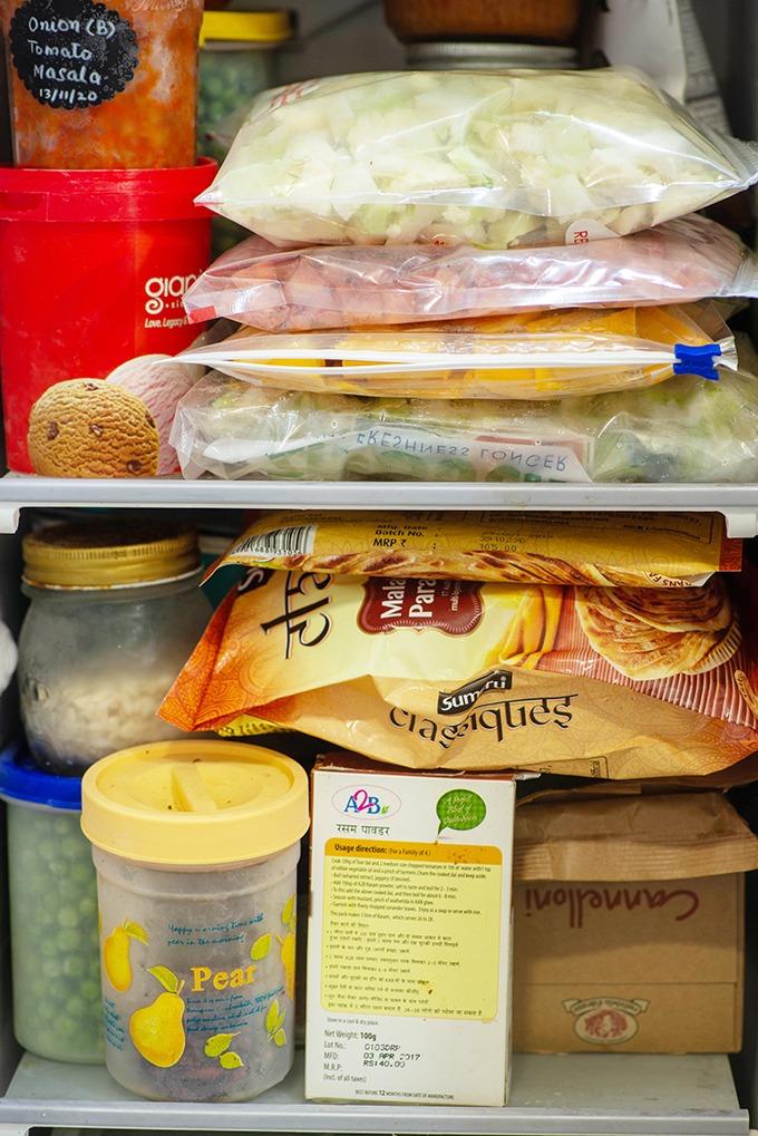 food to stock for coronavirus