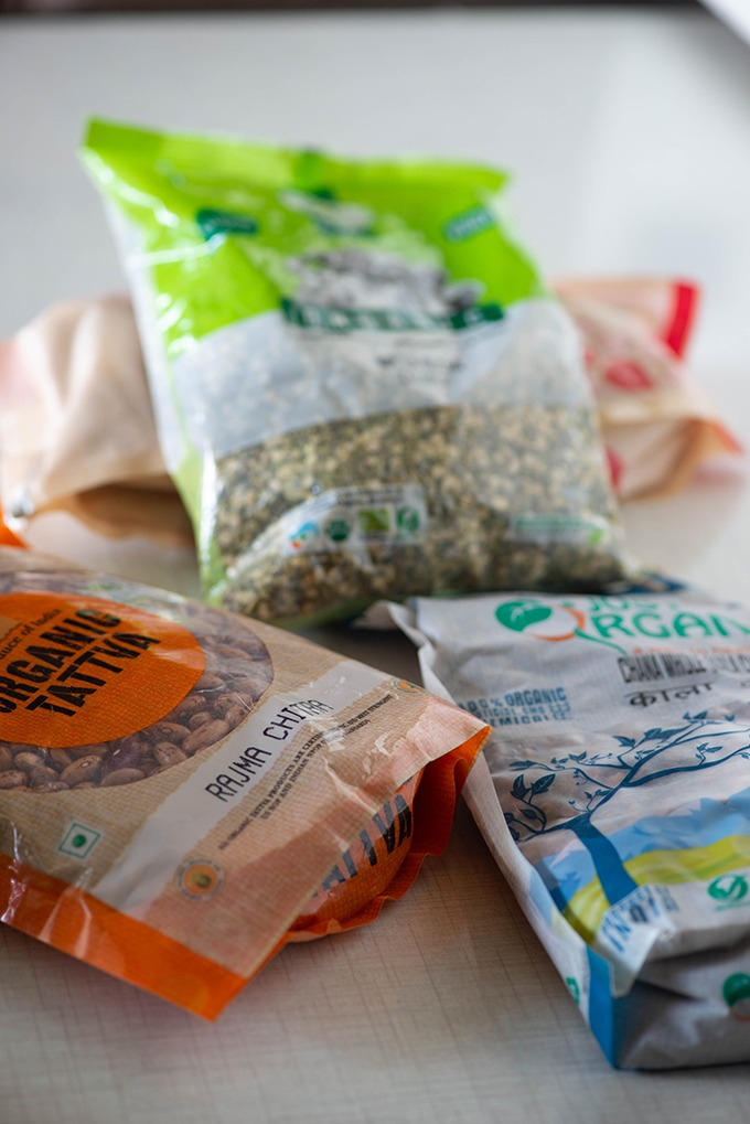 lentils and legumes to stock