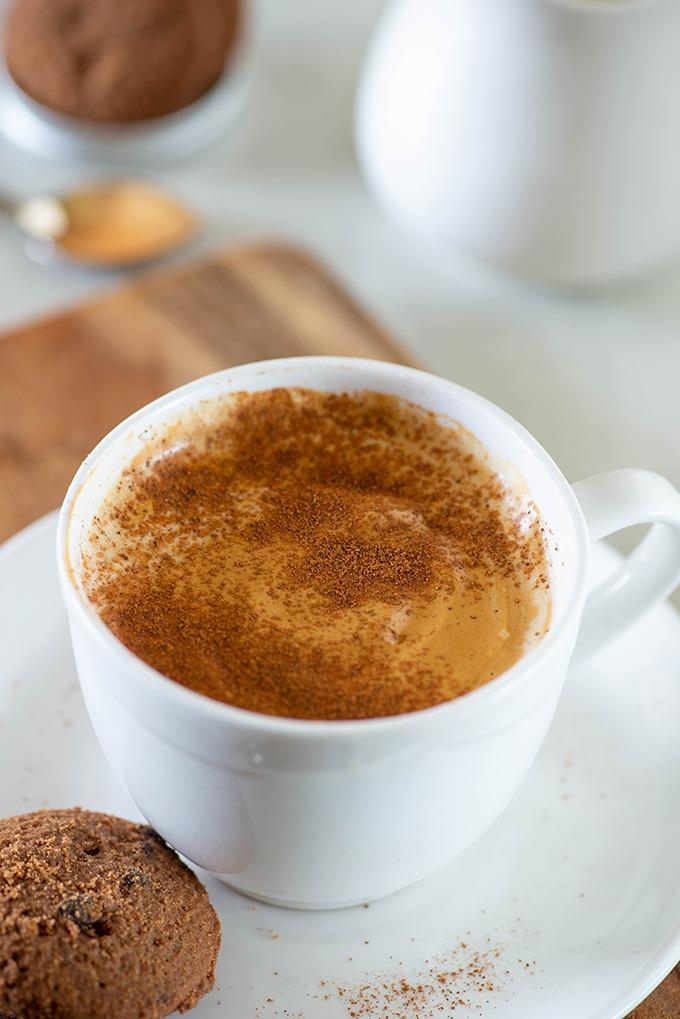 Indian Phenti hui coffee