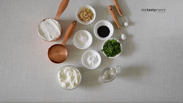 naan recipe ingredients