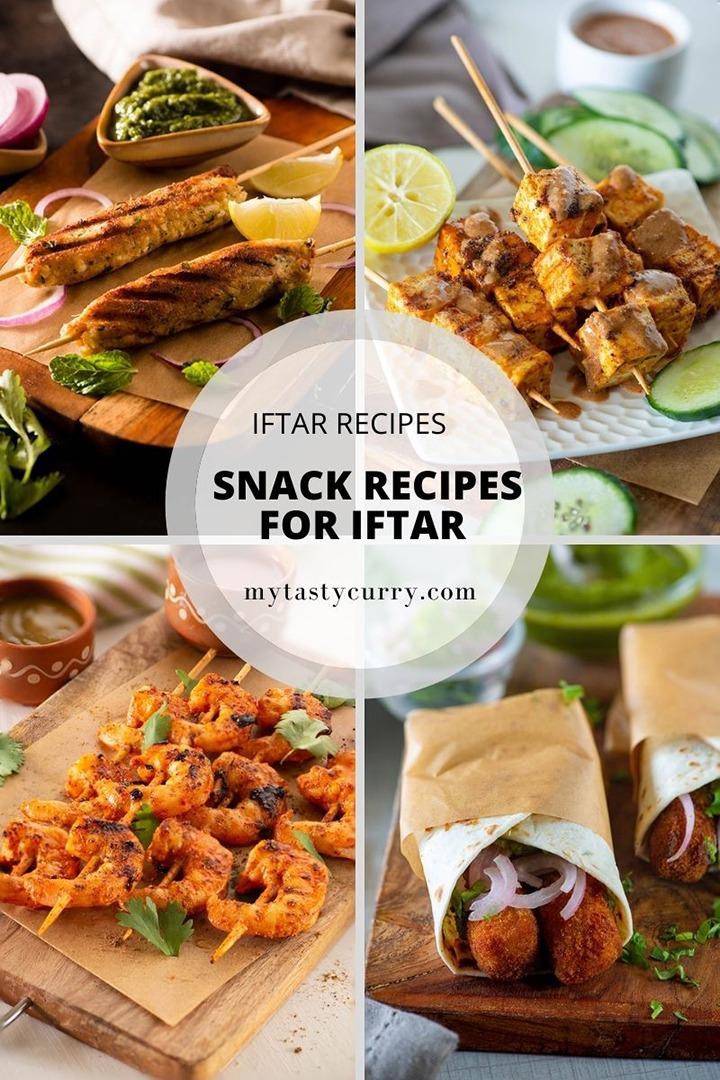 kabab Recipes for Iftar
