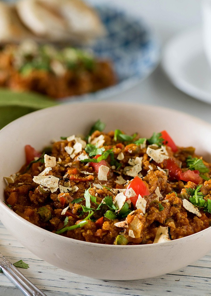 meal maker curry recipe