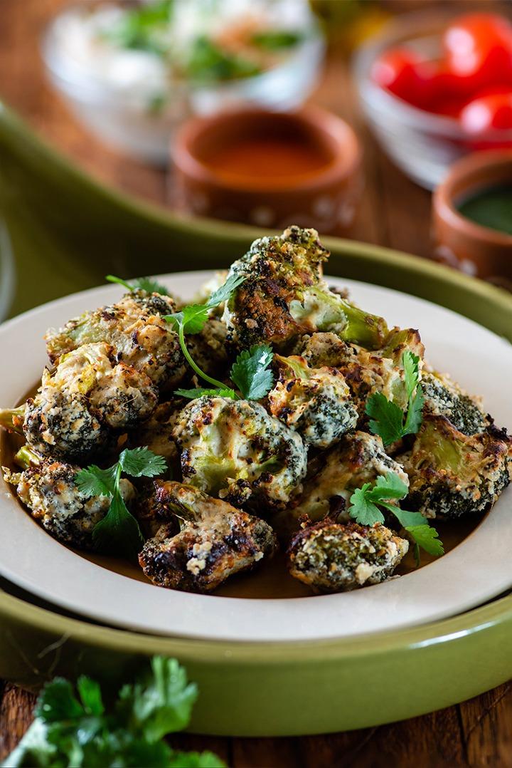 malai broccoli recipe